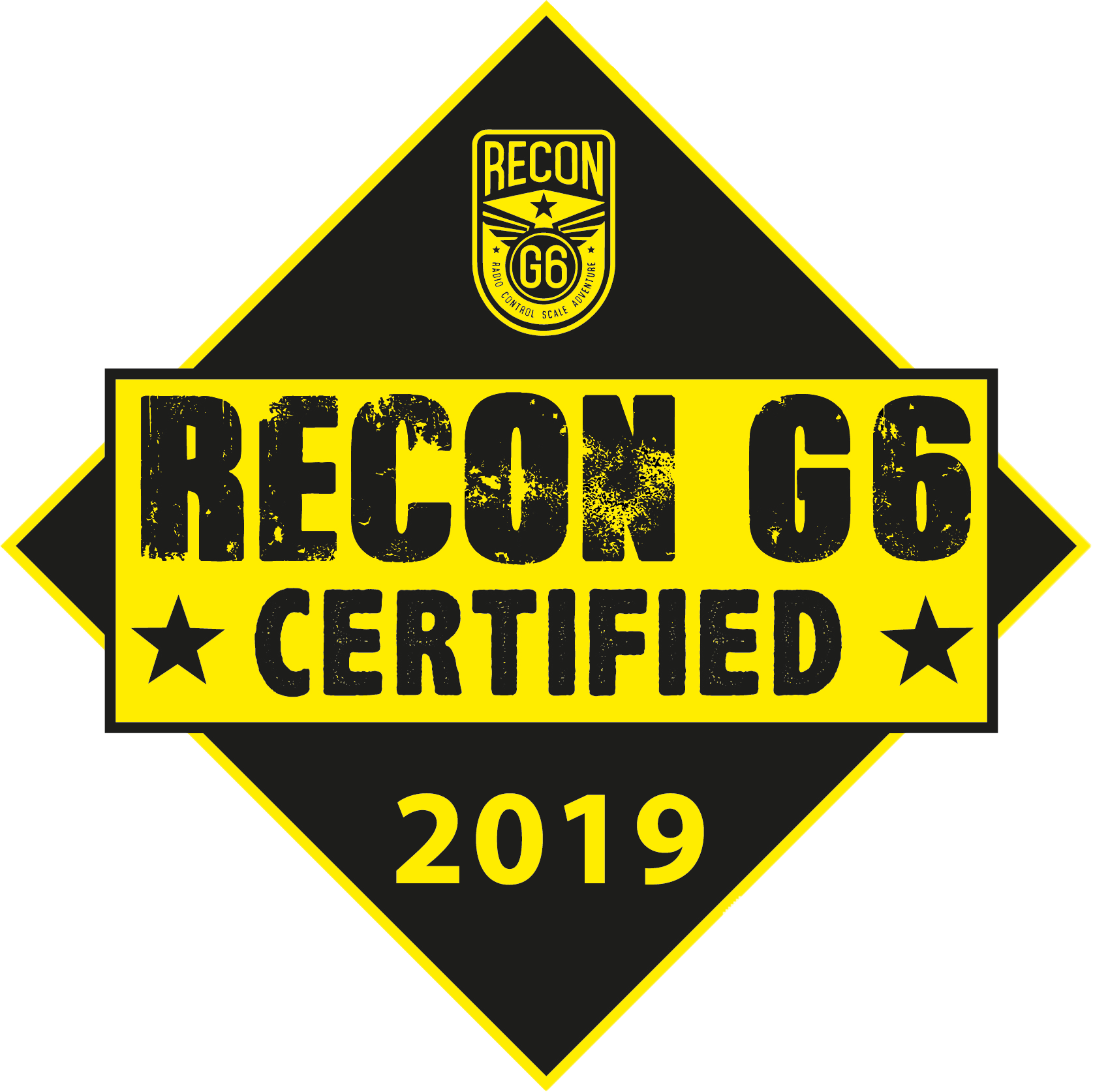 Recong G6 Certified 2019